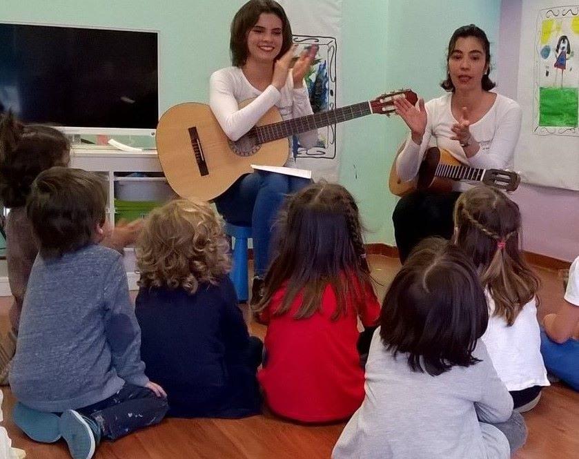 Resumen de los talleres de creatividad en inglés para niños de mayo