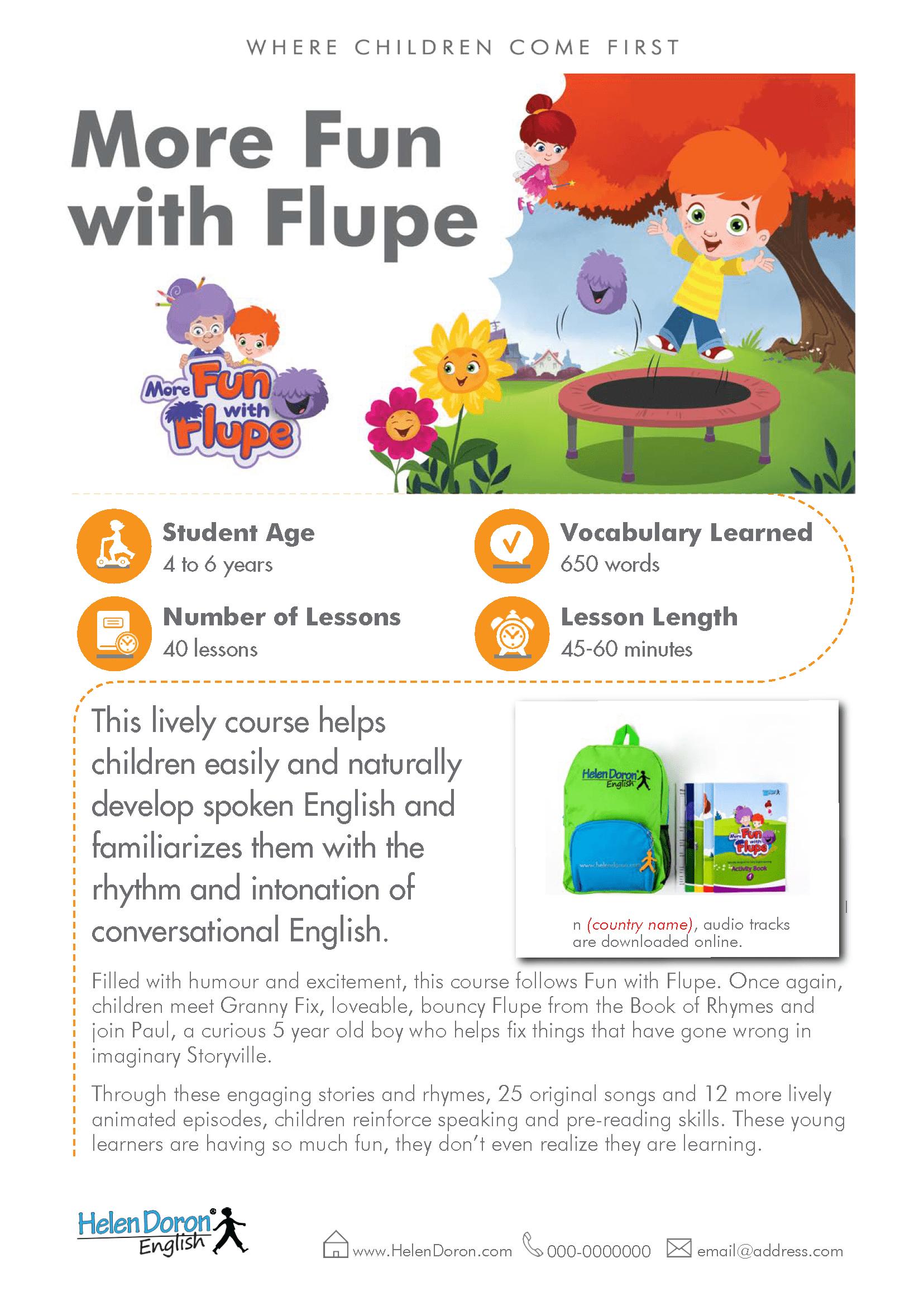 Descargar - More Fun with Flupe