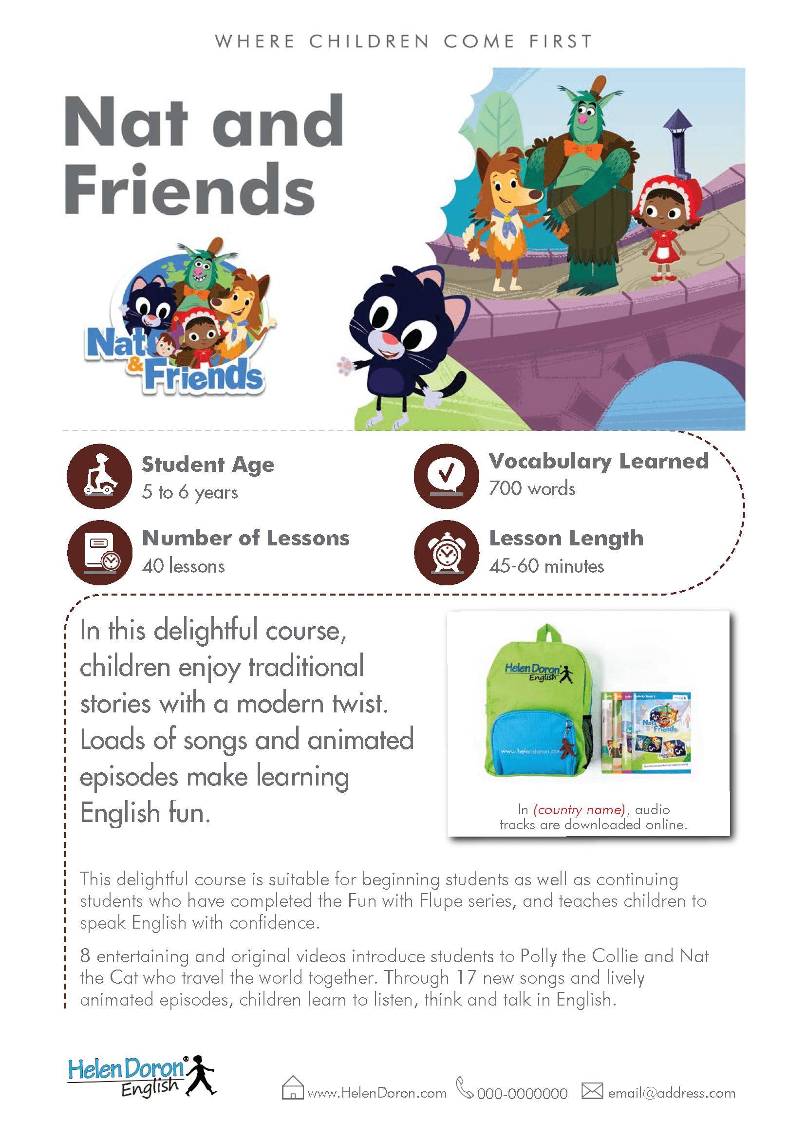 Descargar - Nat and Friends 