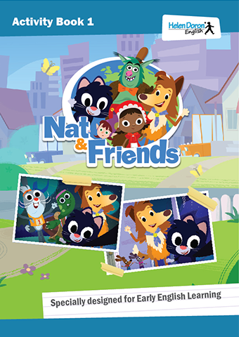 Revisa dentro - Nat and Friends 