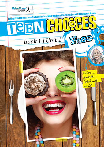 Revisa dentro - Teen Choices (B1)‎