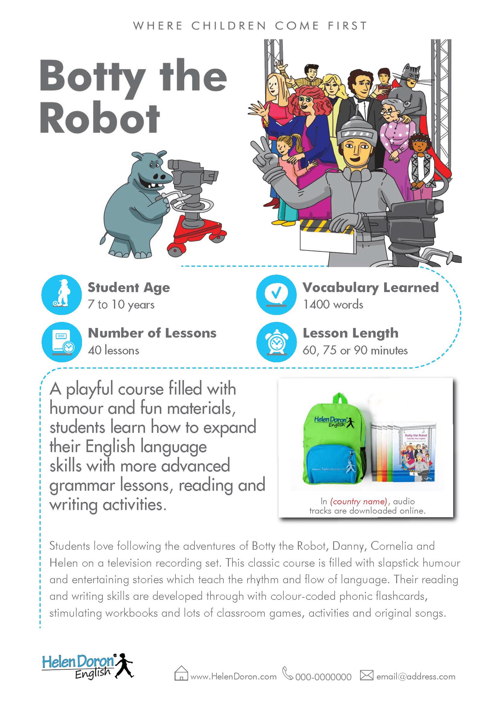 Descargar - Botty the Robot 