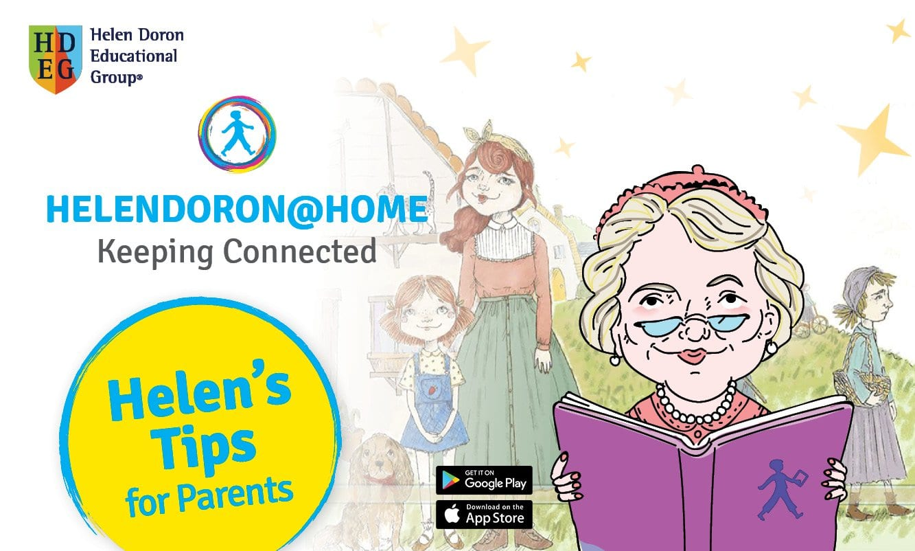 Bedtime Stories with Grandma, la nueva app de Helen Doron English