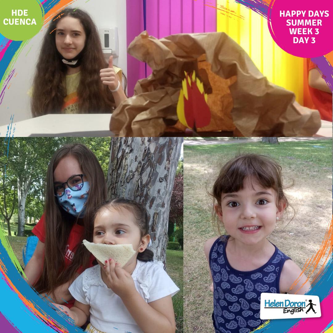 Actividades de verano en Helen Doron Cuenca