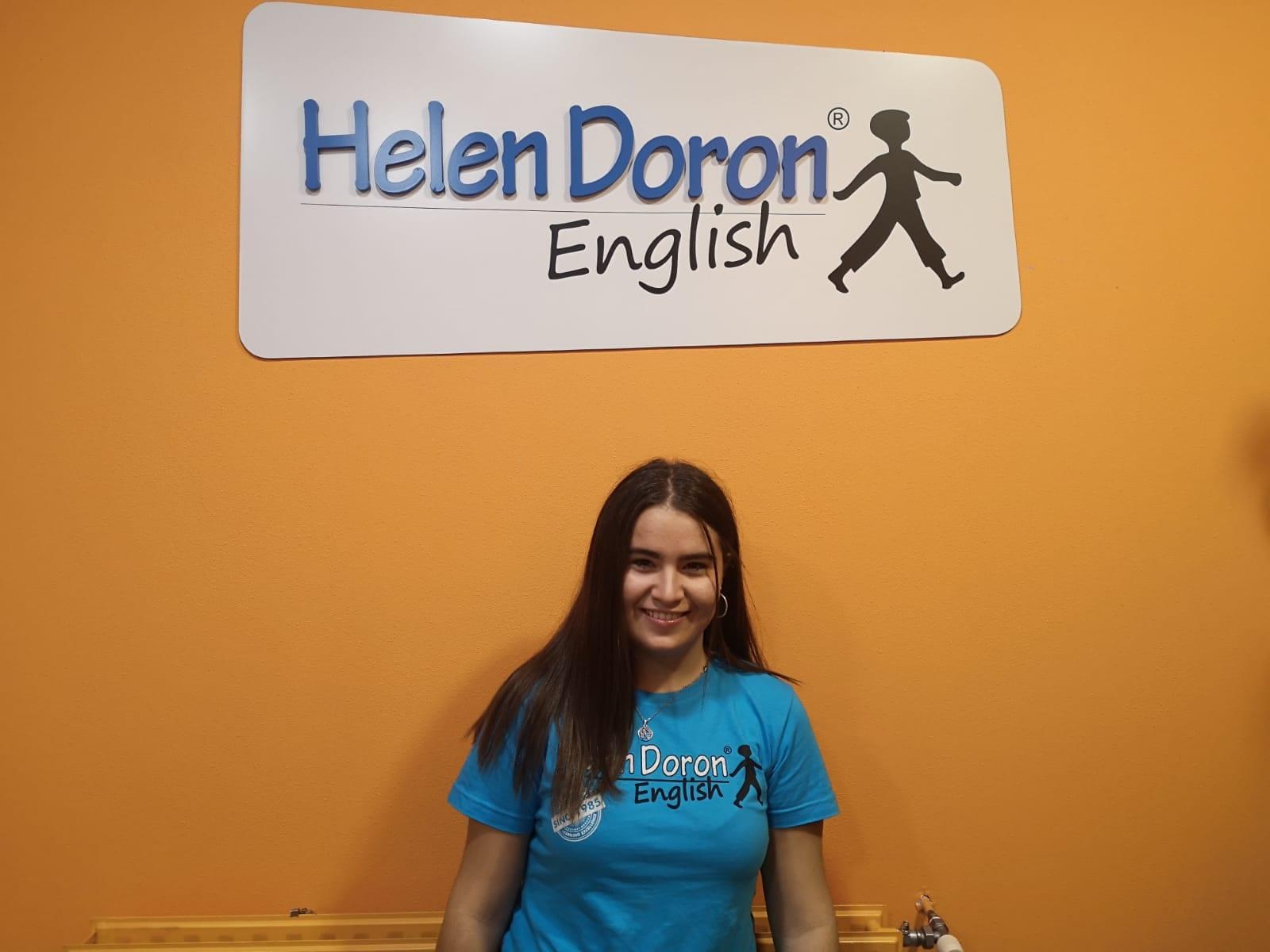 Alicia Blanco, la Teacher más joven de España