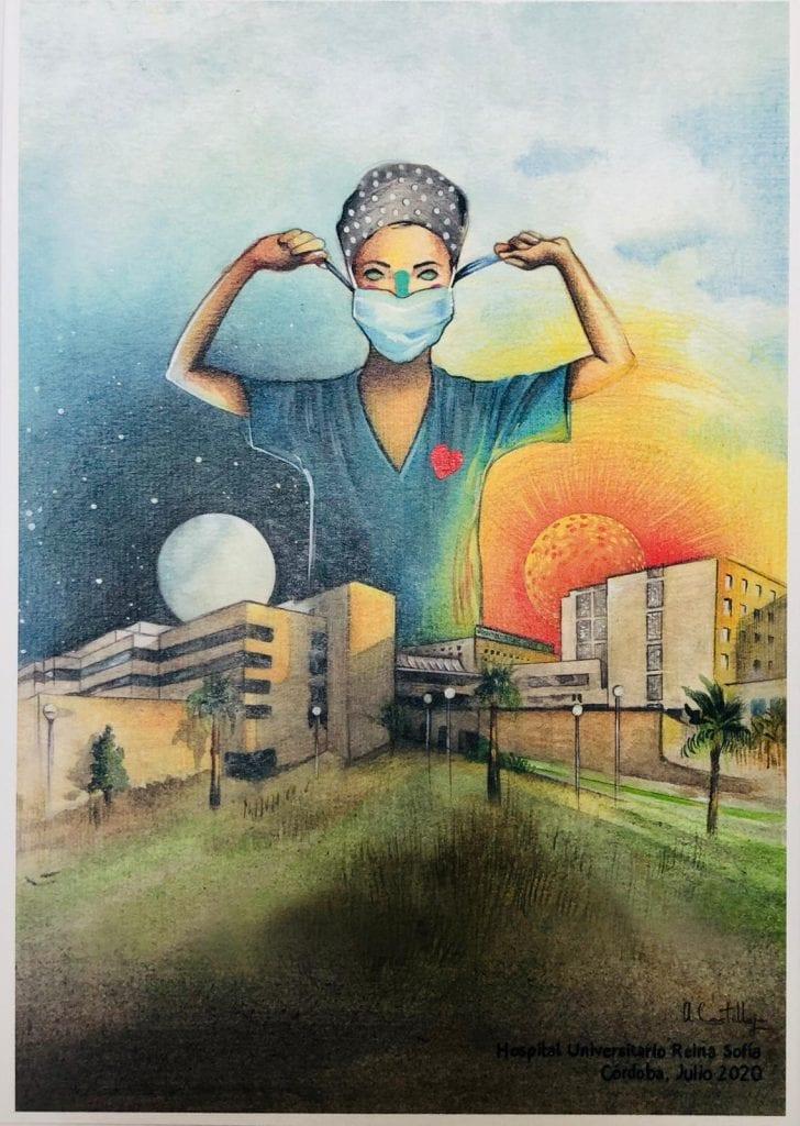Ilustración de Almudena Castillejo