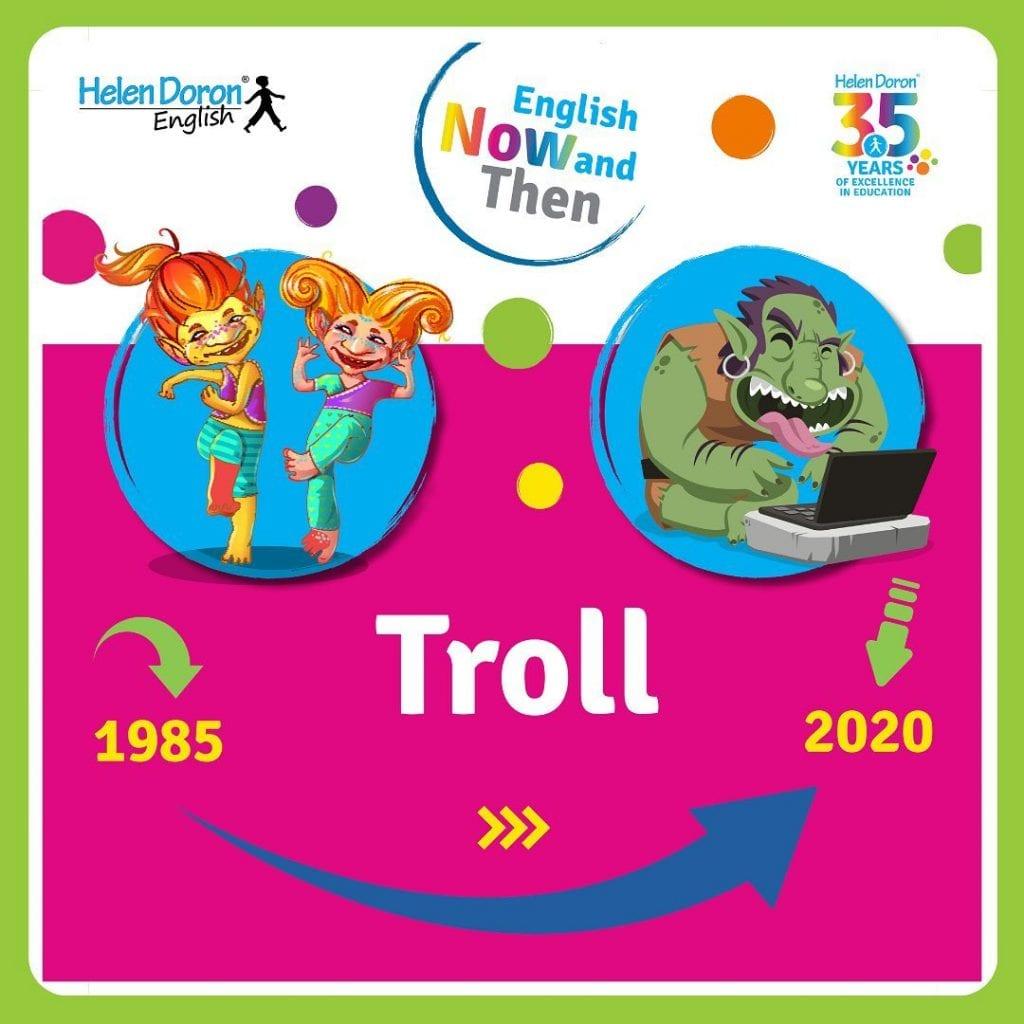 1985-2020: Troll