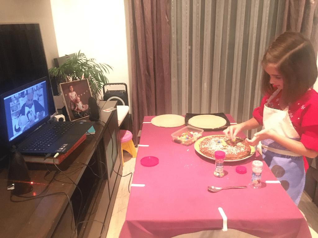 Taller online de cocina en Roquetas de Mar