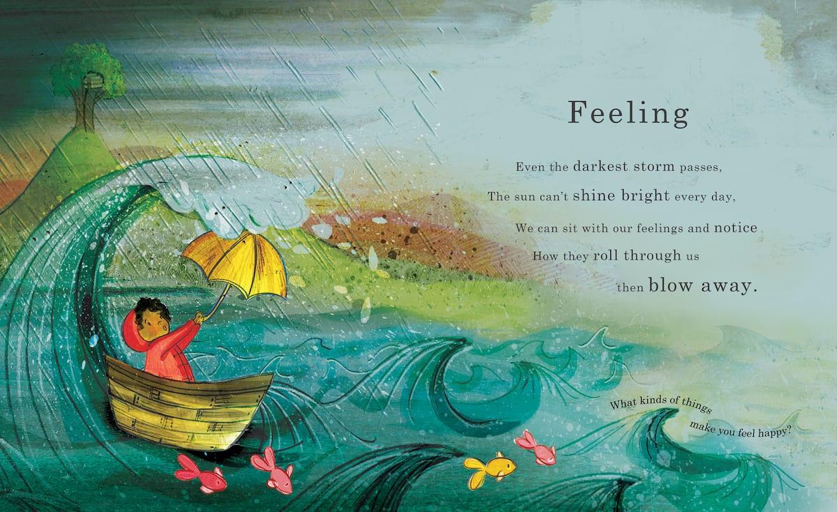 Happy, un libro sobre Mindfulness para niños