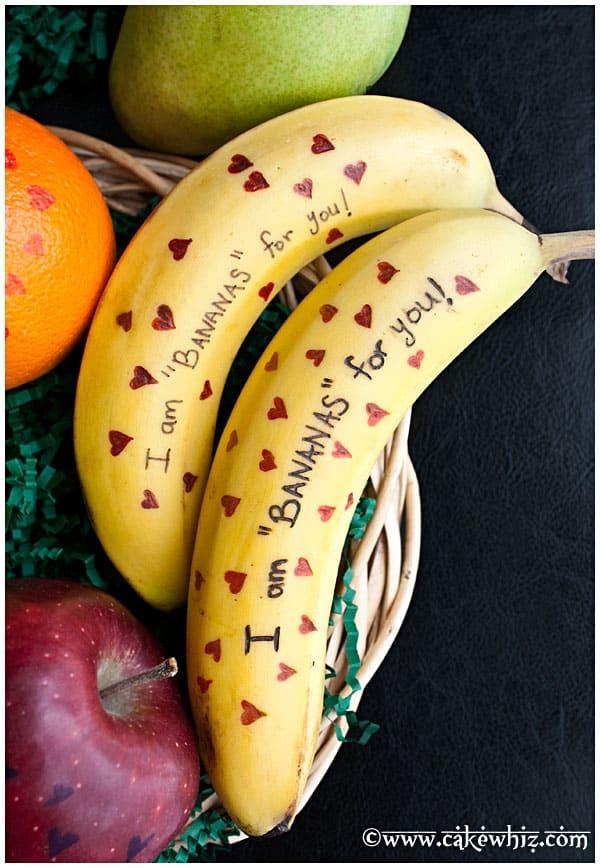 I am bananas for you