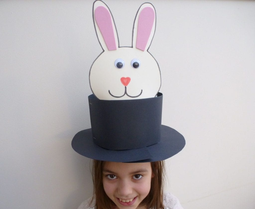 Simple Easter Bonnet