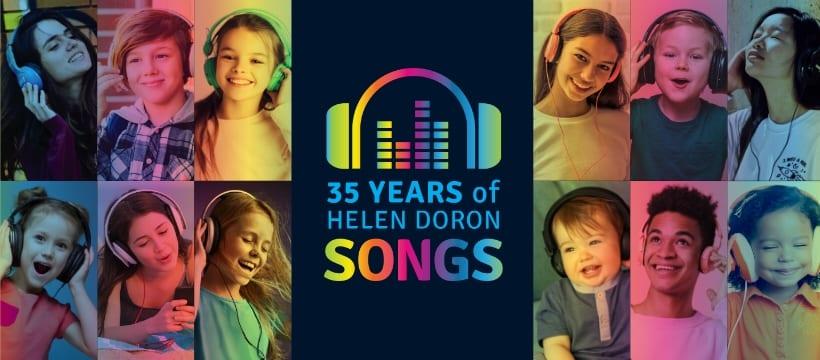 35 años de canciones de Helen Doron English